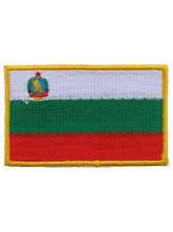 "Bulgaria Flags ""Without Text"""