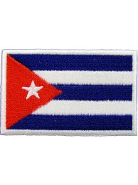 "Cuba Flag ""Without Text"""