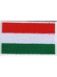 "Hungary Flags ""Without Text"""