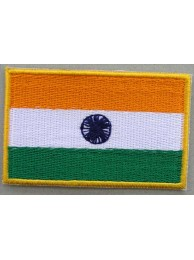 "India Flags ""Without Text"""