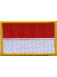 """Indonesia Flags """"Without Text"""""""