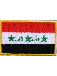 "Iraq 1991's Flags ""Without Text"""