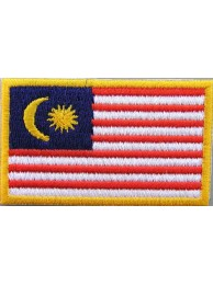 "Malaysia Flags ""Without Text"""