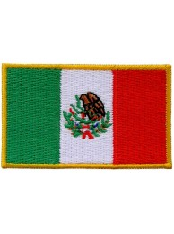 "Mexico Flag ""Without Text"""