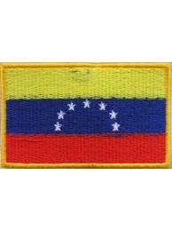 "Venezuela Flags ""Without Text"""