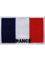 "France Flags ""With Text"""
