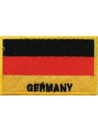 "Germany Flags ""With Text"""