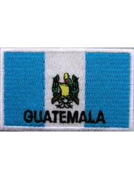 "Guatemala Flags ""With Text"""
