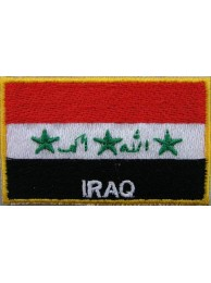 "Iraq 1991's Flags ""With Text"""