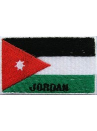 "Jordan Flags ""With Text"""