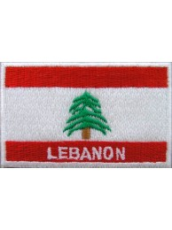 "Lebanon Flags ""With Text"""
