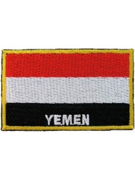 "Yemen Flags ""With Text"""
