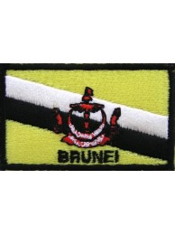 "Brunei Flags ""With Text"""