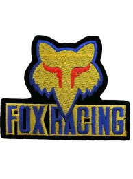 Fox Racing Bike & Cycling Embroidered Patch #05