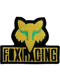 Fox Racing Bike & Cycling Embroidered Patch #06
