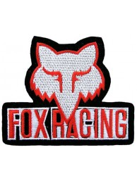 Fox Racing Bike & Cycling Embroidered Patch #07