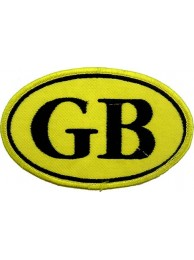 GB  PUNK & ROCK PATCH