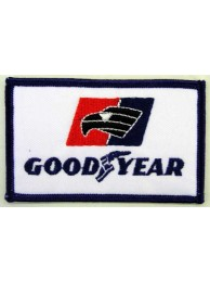 GOOD YEAR TIRE TYRE RACING SPORT EMBROIDERED PATCH #01