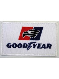 GOOD YEAR TIRE TYRE RACING SPORT EMBROIDERED PATCH #02