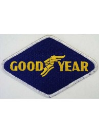 GOOD YEAR TIRE TYRE RACING SPORT EMBROIDERED PATCH #07