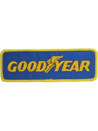 GOOD YEAR TIRE TYRE RACING SPORT EMBROIDERED PATCH #08