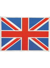GIANT UNITED KINGDOM GREAT BRITAIN FLAG PATCH (P1)
