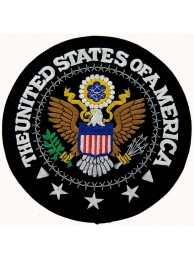 GIANT USA NATIONAL EMBLEM EMBROIDERED PATCH (P)
