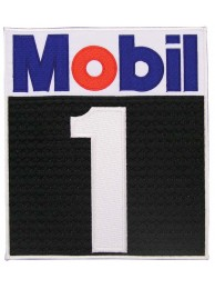GIANT MOBIL 1 F1 TEAM RACING EMBROIDERED PATCH (P)