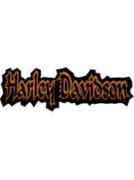 GIANT HARLEY DAVIDSON BIKER PATCH (K12b)