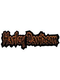 GIANT HARLEY DAVIDSON BIKER PATCH (K12c)