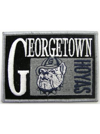 GEORGETOWN HOYAS NCAA PATCH #03