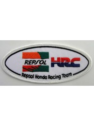 HONDA HRC RACING SPORT EMBROIDERED PATCH #01