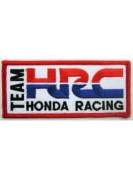 HONDA HRC RACING SPORT EMBROIDERED PATCH #03