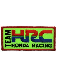 HONDA HRC RACING SPORT EMBROIDERED PATCH #04