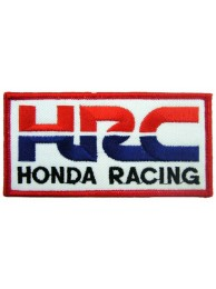 HONDA HRC RACING SPORT EMBROIDERED PATCH #05