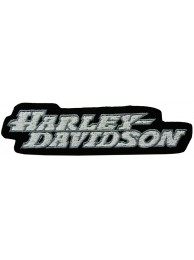 HARLEY DAVIDSON BIKER EMBROIDERED PATCH #50b