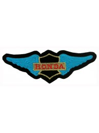 HONDA BIKER MOTORCYCLE EMBROIDERED PATCH #04