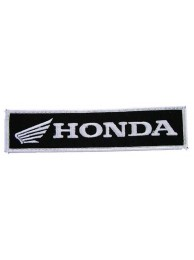 HONDA BIKER MOTORCYCLE EMBROIDERED PATCH #05