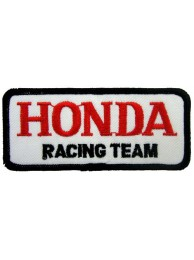 HONDA BIKER MOTORCYCLE EMBROIDERED PATCH #07