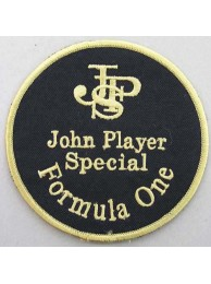 JPS JOHN PLAYER SPCIAL RACING SPORT EMBROIDERED PATCH #03