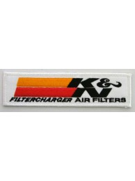 K & N RACING SPORT EMBROIDERED PATCH #02