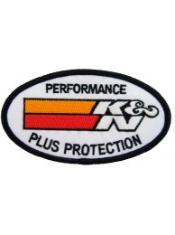 K & N RACING SPORT EMBROIDERED PATCH #03