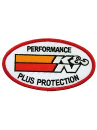 K & N RACING SPORT EMBROIDERED PATCH #04