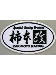 KAKIMOTO RACING SPORT EMBROIDERED PATCH #01