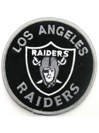 Los Angeles Raiders NFL Embroidered Patch #05