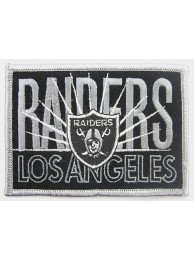 Los Angeles Raiders NFL Embroidered Patch #06