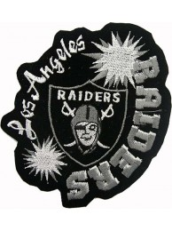 Los Angeles Raiders NFL Embroidered Patch #07