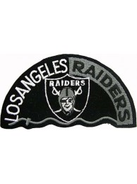Los Angeles Raiders NFL Embroidered Patch #08