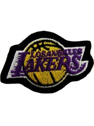 LOS ANGELES LAKERS NBA BASKETBALL EMBROIDERED PATCH #03