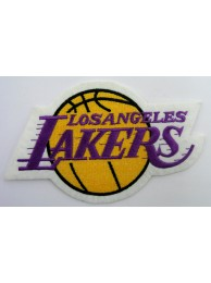 LOS ANGELES LAKERS NBA BASKETBALL EMBROIDERED PATCH #08